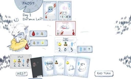 Скриншот Frost для Андроид