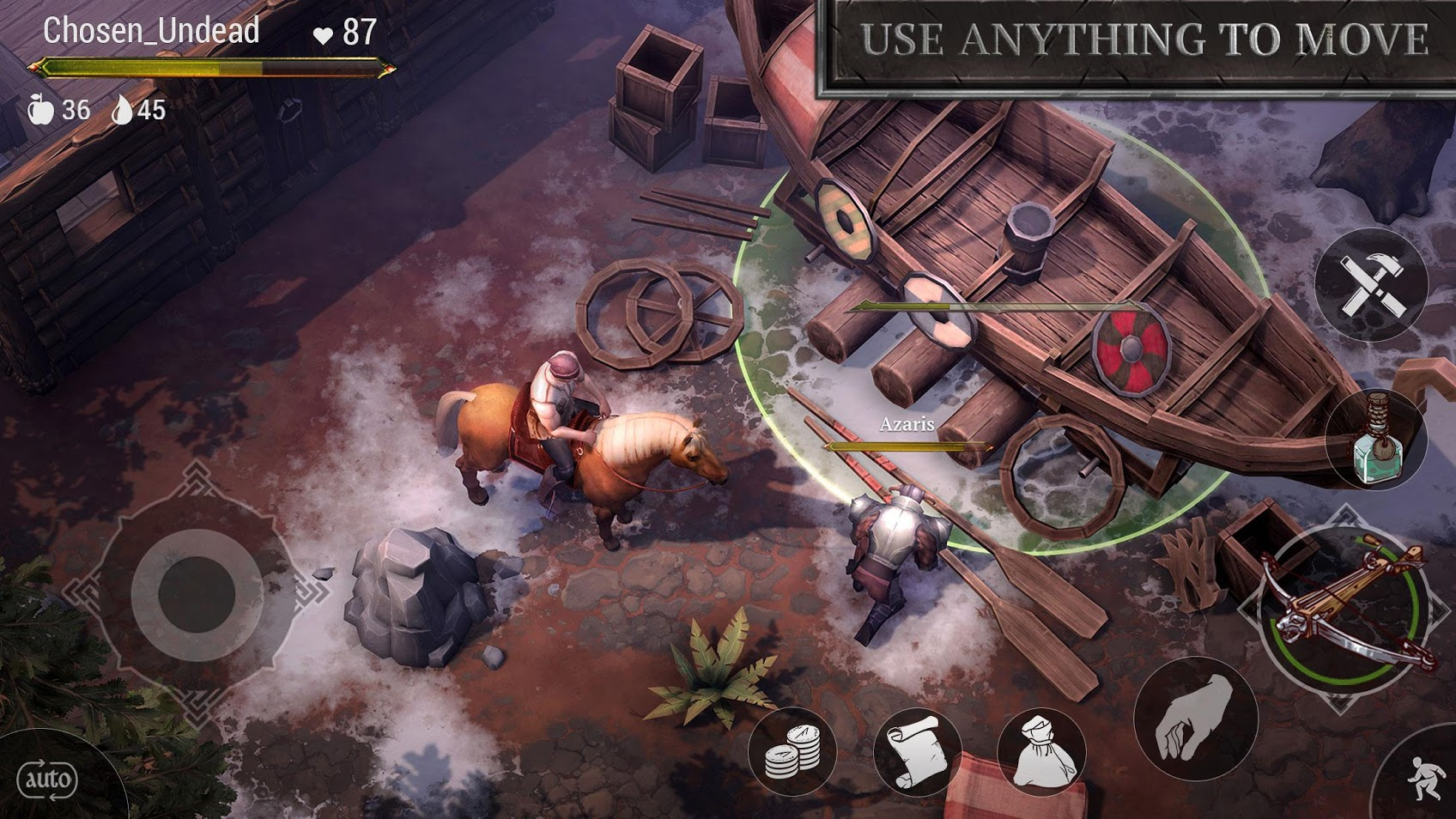 Frostborn для Android