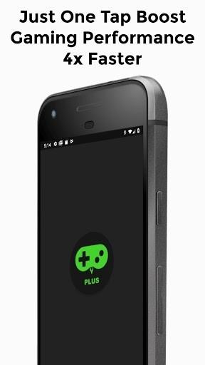 Приложение Game Booster 4x Faster для Андроид