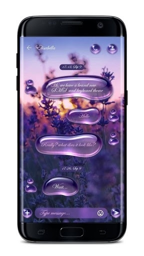 GO SMS Pro для Андроид