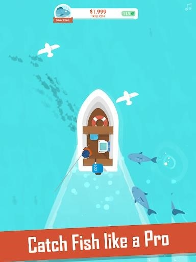 Hooked Inc: Fisher Tycoon для Андроид