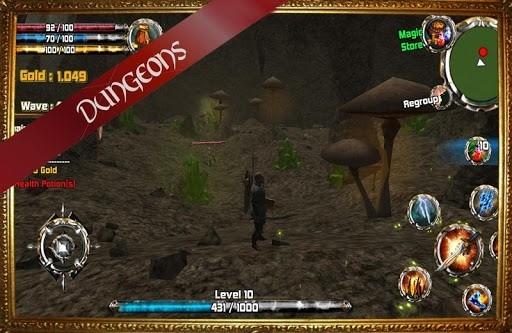 Kingdom Quest 3D RPG для Android