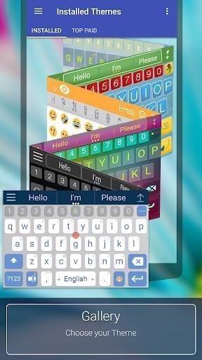 Клавиатура ai.type ПЛЮС для Андроид