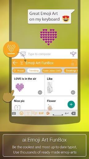 Клавиатура ai.type ПЛЮС для Android