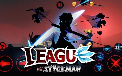 League of Stickman Free- Shadow legends(Dreamsky) для Android