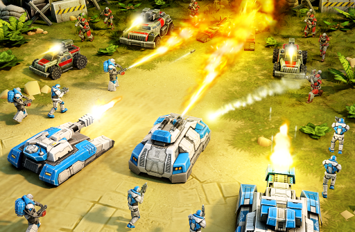 Art of War 3 для Андроид скачать бесплатно
