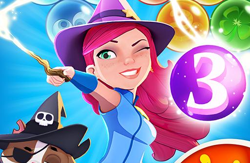 Bubble Witch 3 Saga для Андроид скачать бесплатно