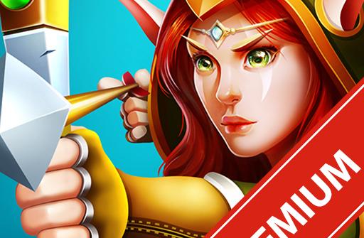 Defender Heroes: Castle Defense - Epic TD Game для Андроид скачать бесплатно
