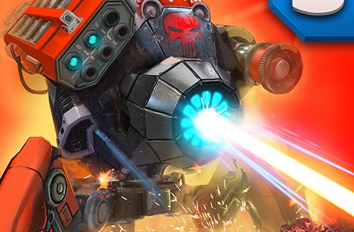 Defense Legend 3: Future War для Андроид скачать бесплатно