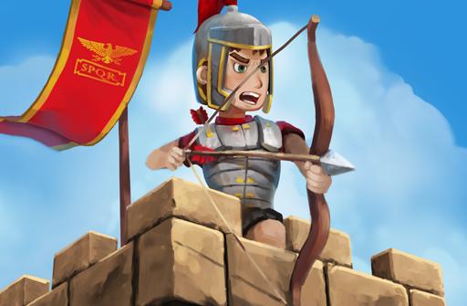Grow Empire: Rome для Андроид скачать бесплатно