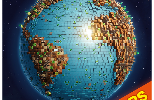 Idle World ! для Андроид скачать бесплатно