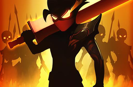 Stickman Legends для Андроид скачать бесплатно