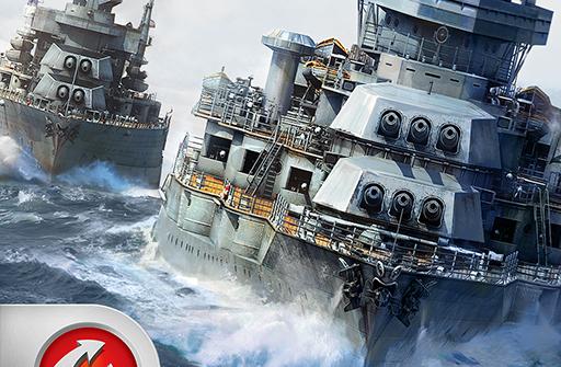 World of Warships Blitz: военно-морской MMO шутер для Андроид скачать бесплатно
