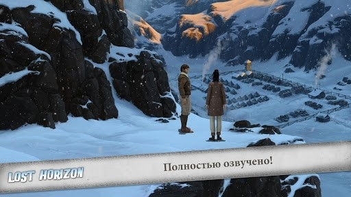 Скриншот Lost Horizon для Андроид