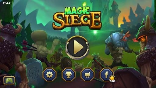 Magic Siege — Defender для Android
