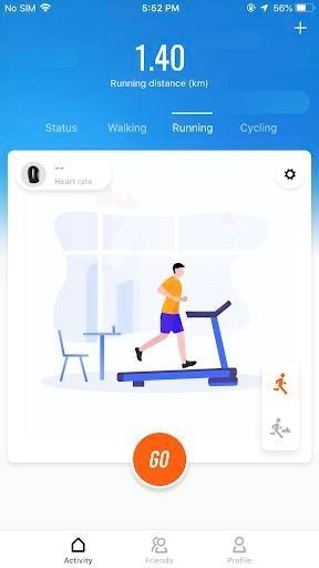 Скриншот Mi Fit для Андроид
