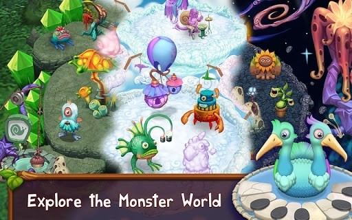 My Singing Monsters: Dawn of Fire для Андроид