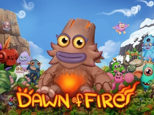 Приложение My Singing Monsters: Dawn of Fire для Андроид