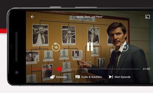 Netflix для Андроид