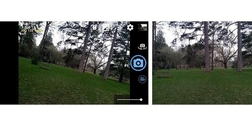 Приложение Open Camera для Андроид