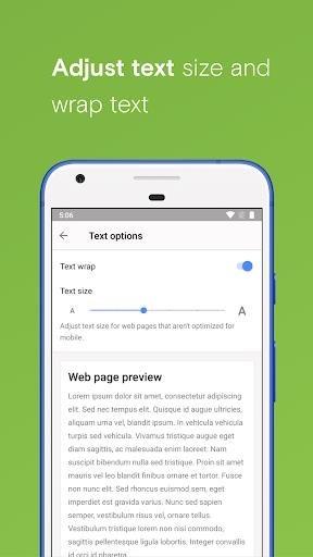 Opera beta для Андроид