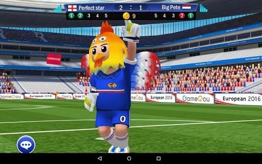 Скриншот Perfect Kick для Андроид