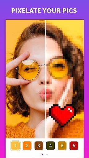 Приложение PixelArt: Color by Number / PicsArt Coloring Book для Андроид