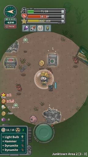 Скриншот Подземный мир: Убежище для Андроид