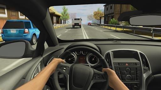 Скриншот Racing in Car для Андроид
