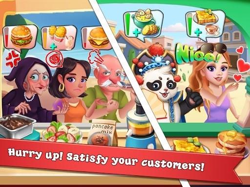 Rising Super Chef 2: игра о приготовлении пищи для Андроид