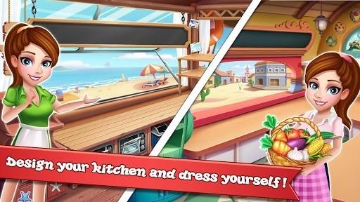 Приложение Rising Super Chef 2: игра о приготовлении пищи для Андроид