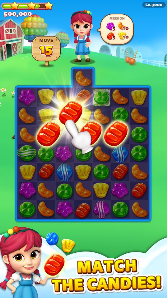 Sweet Road – Cookie Rescue для Андроид