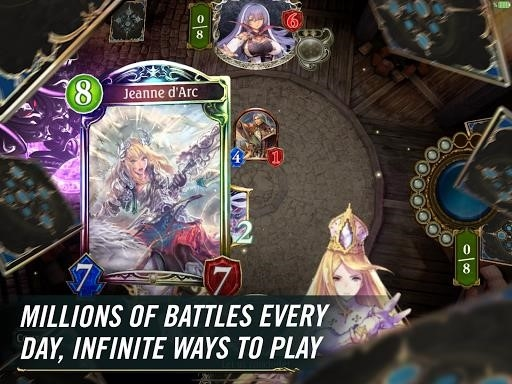Shadowverse CCG для Android