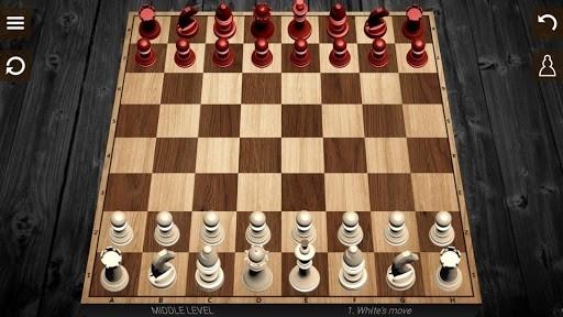Скриншот Шахматы для Андроид