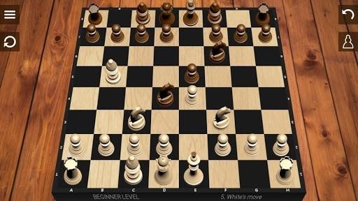 Приложение Шахматы для Андроид