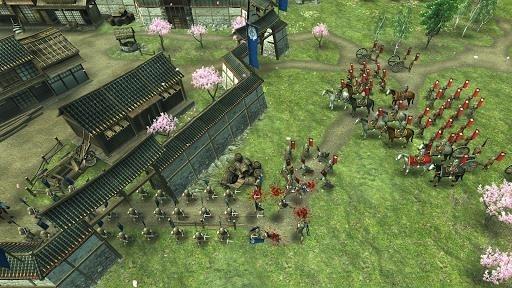 Скриншот Shogun's Empire: Hex Commander для Андроид