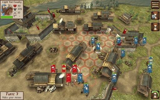 Shogun's Empire: Hex Commander для Android