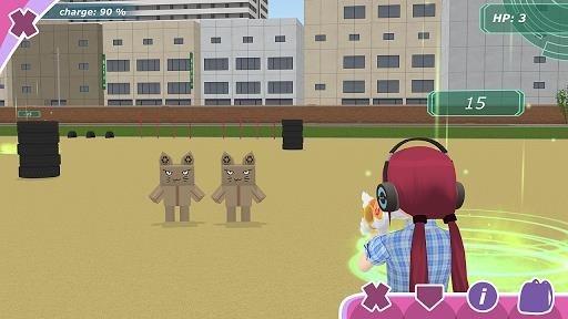 Приложение Shoujo City 3D для Андроид