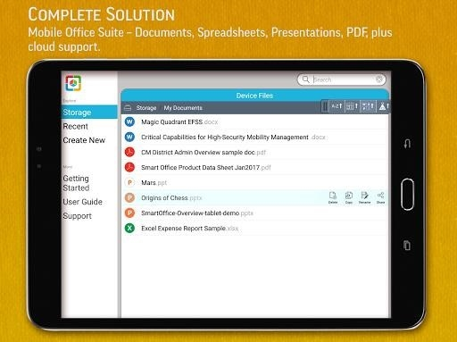 SmartOffice для Android