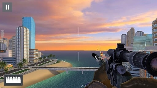 Скриншот Sniper 3D для Андроид