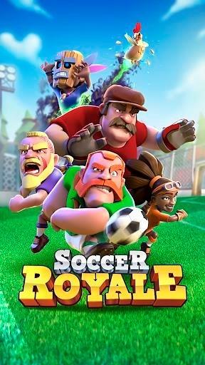 Скриншот Soccer Royale 2019 — Лучшая PvP футбольная игра! для Андроид
