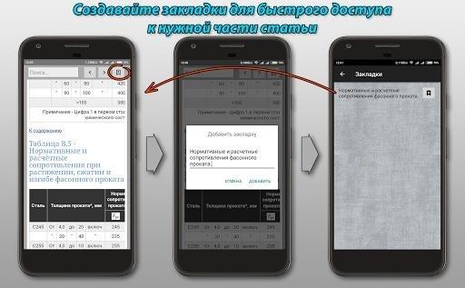 Справочник Инженера Строителя для Android