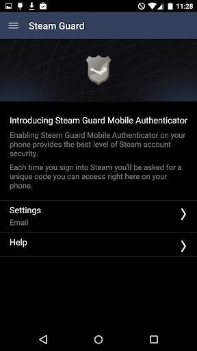 Steam для Андроид