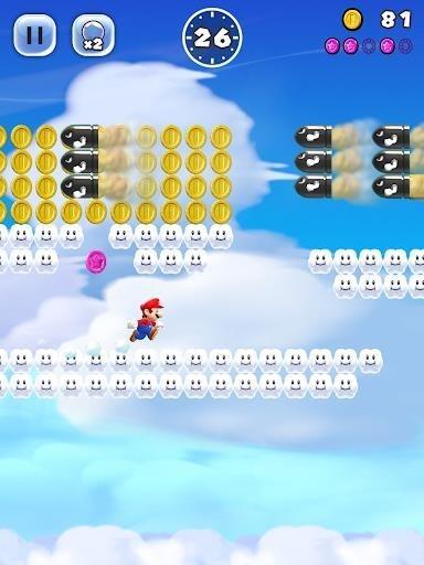 Скриншот Super Mario Run для Андроид