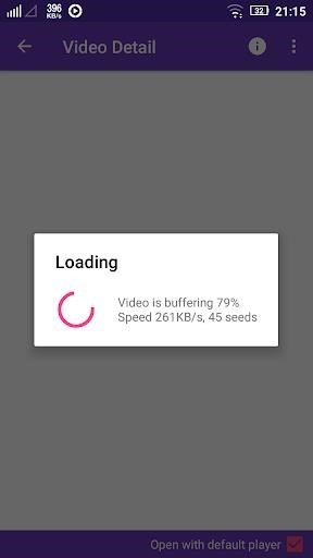 Скриншот Torrent Stream Controller для Андроид