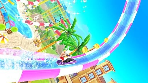 Uphill Rush Water Park Racing для Android