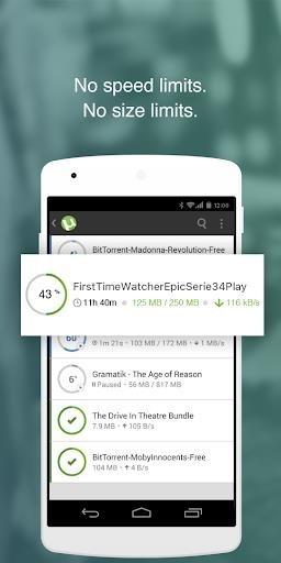 uTorrent Pro — Torrent App для Android