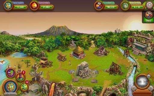 Virtual Villagers Origins 2 для Android