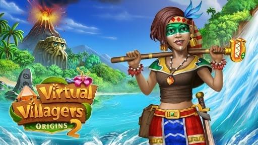 Приложение Virtual Villagers Origins 2 для Андроид