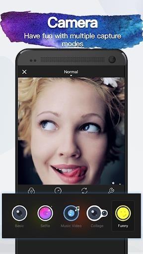 Скриншот VivaVideo PRO для Андроид